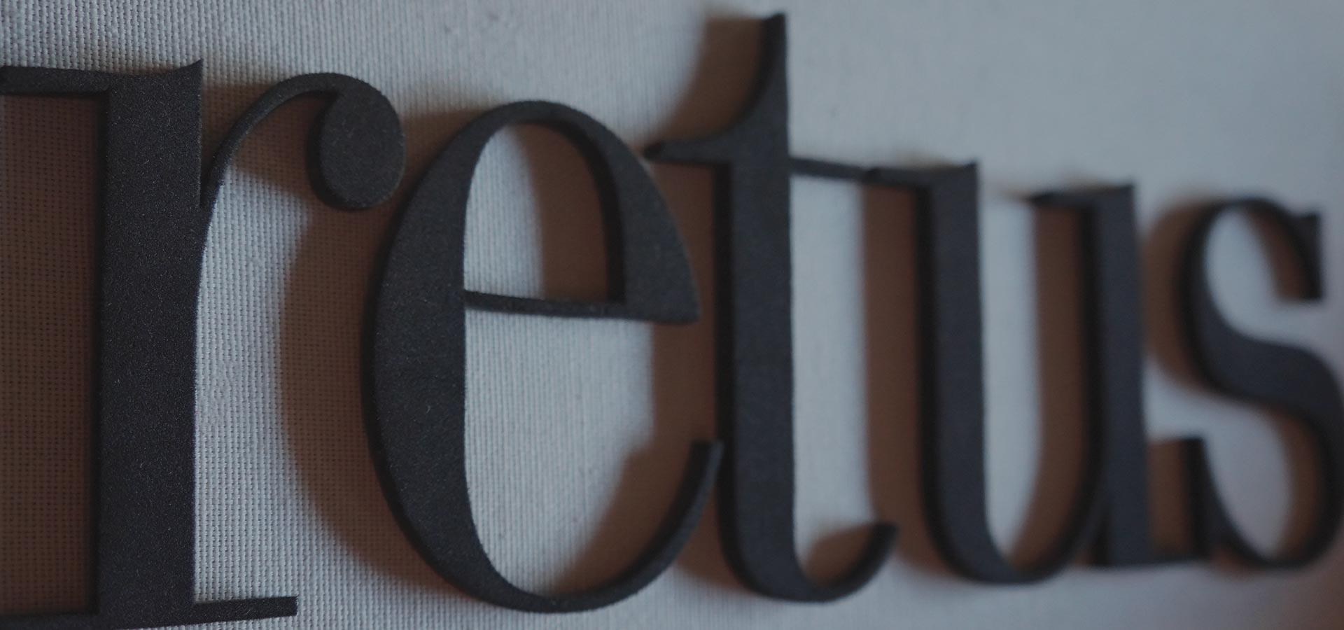 retus logo